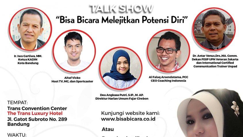 Grand Launching Bisa Bicara Training and Coaching